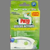Netejador wc gel llima Pato disc actius aparell