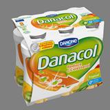 Danacol beure Danone tropical paq. 6 u. x 100 ml