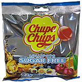 Caramels s/sucre Chupa Chups assortit 6 u.