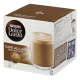 Càpsula de cafè Nescafé Dolce Gusto cafè amb llet 16 u.