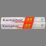 Crema dental fluorada Kemphor tub 75+33% gratis
