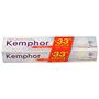 Crema dental fluorada Kemphor tubo 75+33% gratis