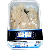 Bacallà salat esmicolat Cabo Norte gadus Morhua