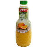 Néctar de naranja light Granini botella