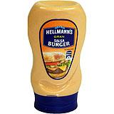 Salsa burger Hellmann's