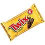 Xocolata barres farcides Twix paq.4 u.