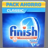 Rentavaixella pastilles Finish classic 57 u.