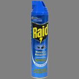 Insecticida Raid mosques i mosquits