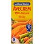 Brou de pollastre Avecrem 100% natural baix en sal 10 pastilles