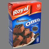 Brownie amb oreo Royal caixa