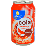 Refresco cola regular Alteza lata