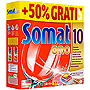 Detergent rentavaixells Somat 10 or 18+3 pastilles