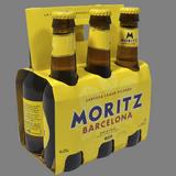 Cervesa Moritz quinto paq. 6 u. x 20 cl