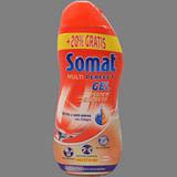 Detergent rentavaixelles Somat gel vinagre 35 dosis