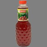 Nèctar de nabiu vermell Granini ampolla