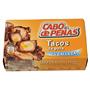 Trossos de pota Cabo de Peñas a la gallega