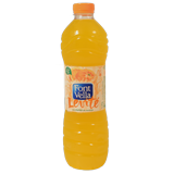 Agua Font Vella levité naranja