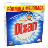 Detergent pols Dixan maleta 36 dosis