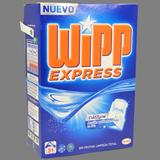 Detergent pols Wipp express blau maleta 31 dosis