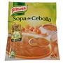 Sopa de ceba Knorr sobre