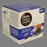 Càpsula Nescafé dolce gusto ardenza 16 u.