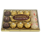 Bombons Ferrero collection T-15 u.