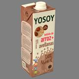 Beguda d'arròs amb avellanes Yosoy