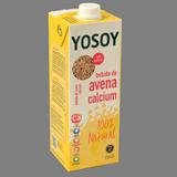 Beguda de civada amb calci Yosoy