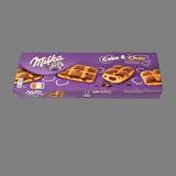 Bescuit farcit de Milka xocolata