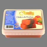 Gelea dolça de fruites Emily Foods 3 colors