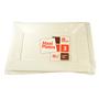Safata plastic Maxi products rectangular blanc