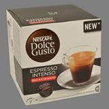 Càpsula Nescafé dolce gusto intens descafeïnat