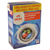 Detergent automatica Selex maleta 36 dosis