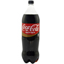 Refresc Coca Cola zero sense cafeïna ampolla