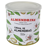 Llet crema d'ametlles Almendrina