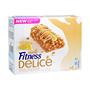 Barreta de cereals Fitness delice amb xocolata blanca 6 X 22
