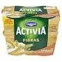 Iogurt activia fibra Danone cereal paq. 4 u. X 120 g.