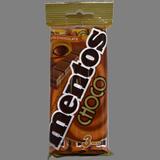 Caramels masticables Mentos xoco