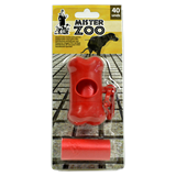Dispensador bosses Mister Zoo recull excrements