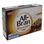 Barretes bescuit All-bran xocolata 6 x 40 g