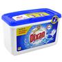Detergent capsules Dixan duo caps