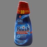Detergent gel Finish tot en 1 33 dosis