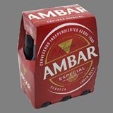 Cervesa Ambar paq. 6 x 25 cl