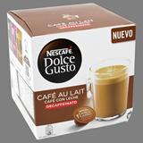 Càspula de cafè amb llet Nescafé Dolce Gusto descafeinat 16 u.