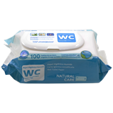 Tovalloletes wc Brevia natural care