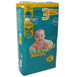 Bolquer T/3 Nunex active dry 4-10 kg