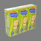 Nèctar disfruta Juver de pinya sense sucre paq. 3 x 200 ml