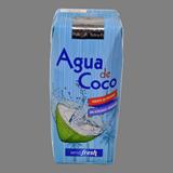 Agua de coco Emdefres brick