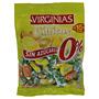 Caramelos sin azúcar Virginias cítricos