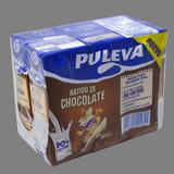 Batut xocolata sense lactosa Puleva paq. 6 X 200 ml